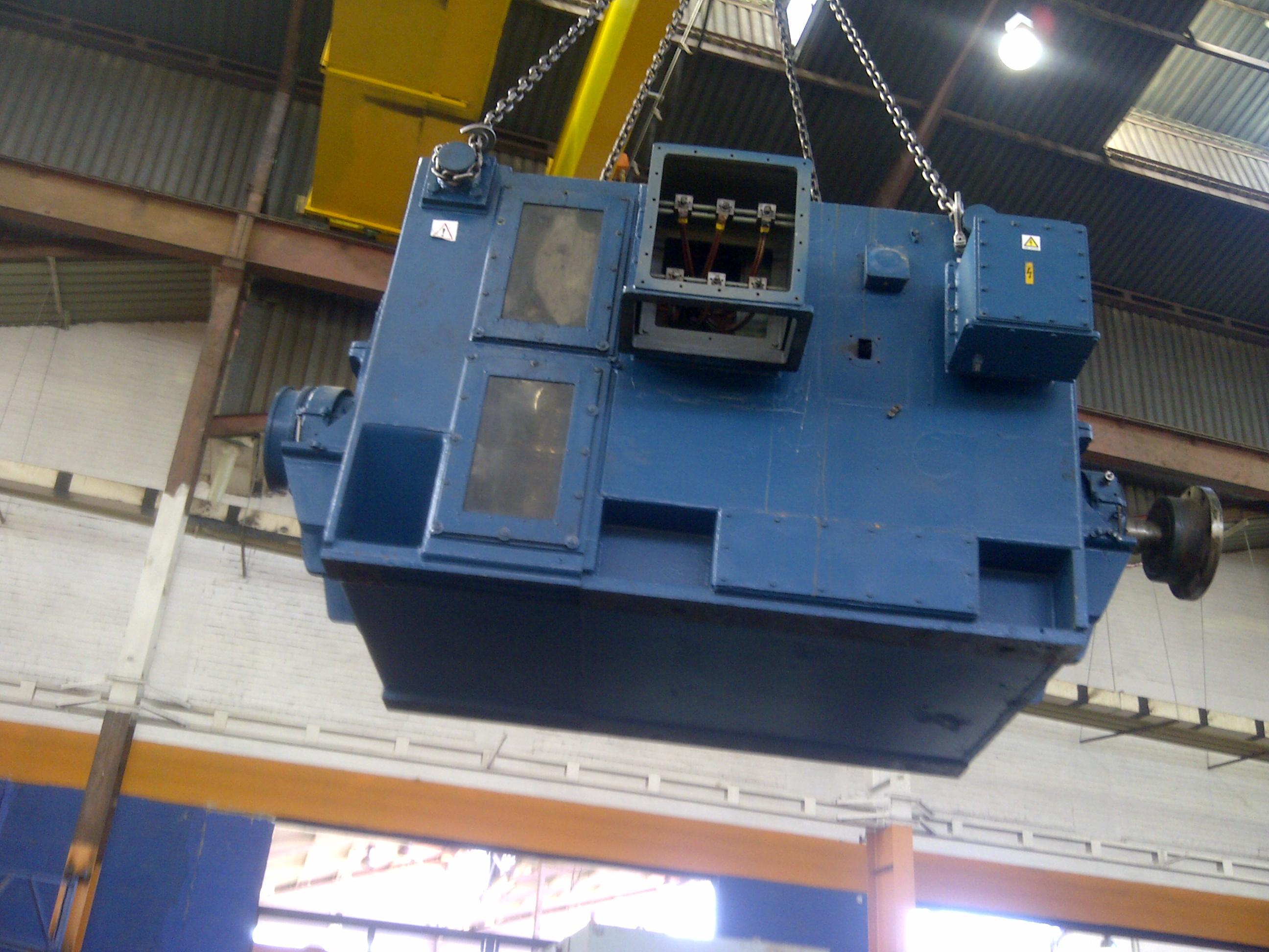 Mv Hv Electric Motor Repair Services