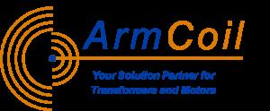 New Armcoil logo